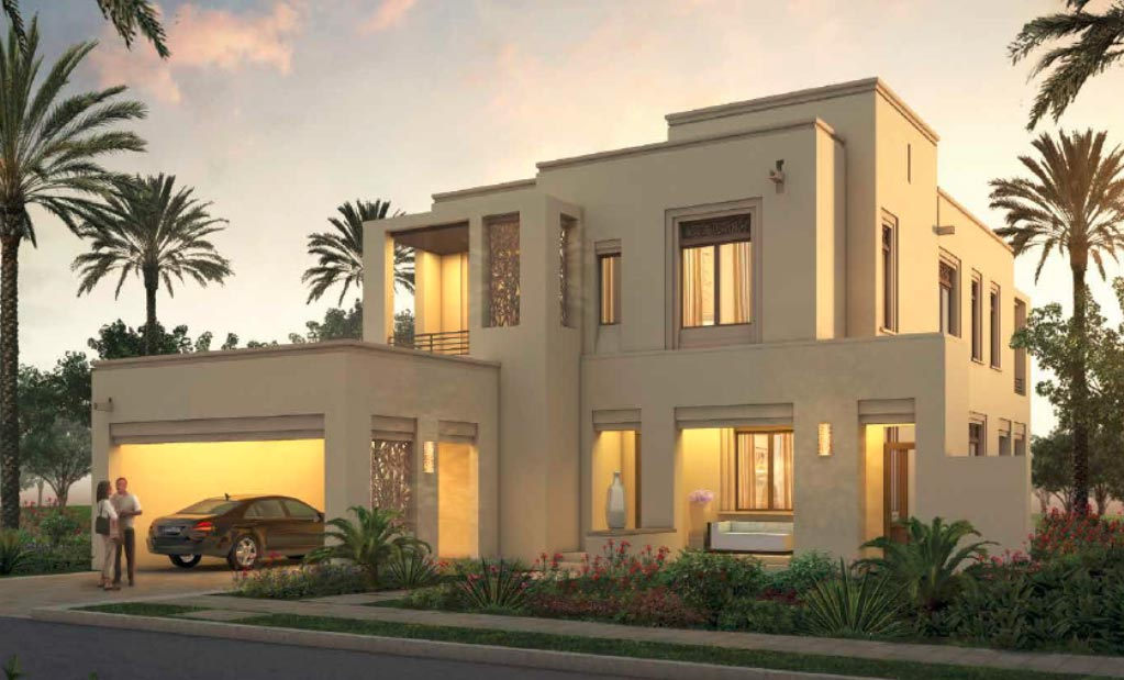 Arabian Ranches Villas Dubai