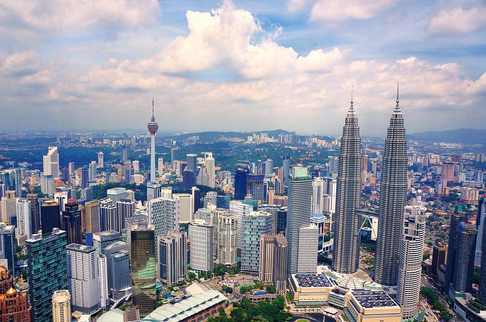 Kuala Lumpur city sea view property