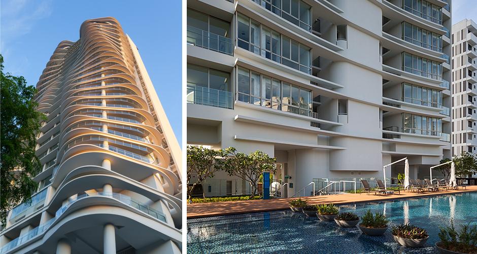 Ferrell Residences singapore