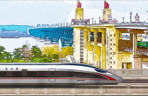 Shwoo Shinkansen mega-project